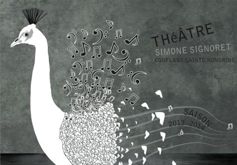 Visuel site web Théâtre Simone Signoret